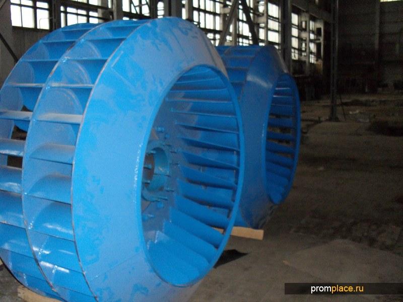 Вентилятор ВМ-20