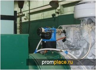 Привод рейки ТНВД, привод топливной рейки (мотор-редуктор) в сборе для АД собственного производства в Екатеринбурге