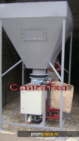 Оборудование для фасовки цемента, ССС