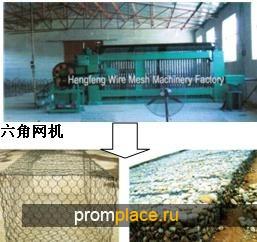 продам станок для производства габионных сеток