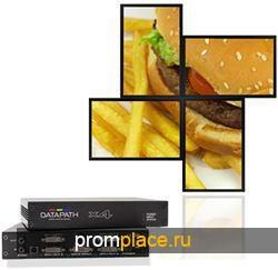 Видеостены, менюборды, интерактивное оборудование. Поставка под ключ по всей России.