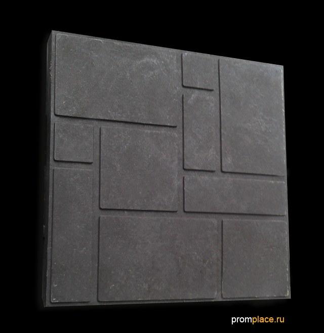 Полимерпесчаная плитка 330x330x35
