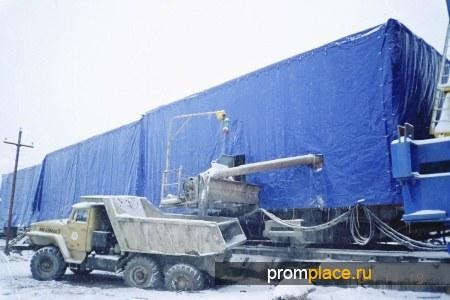 Буровые укрытия (бурукрытия), тенты для буровых вышек и установок