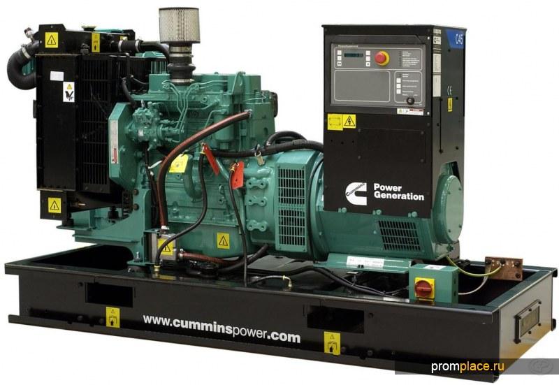 Дизельная электростанция адт-400-Т400-1-рс