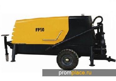 Цемент пенообразование машина серии FP 30/50