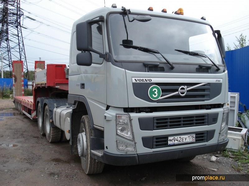 Тягач Volvo FH 2012 г.