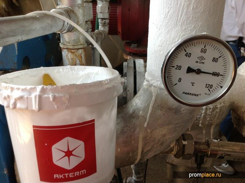 Жидкая теплоизоляция АКТЕРМ
