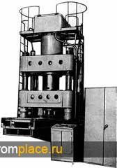 Пресс для правки турбинных лопаток П0335 П0338