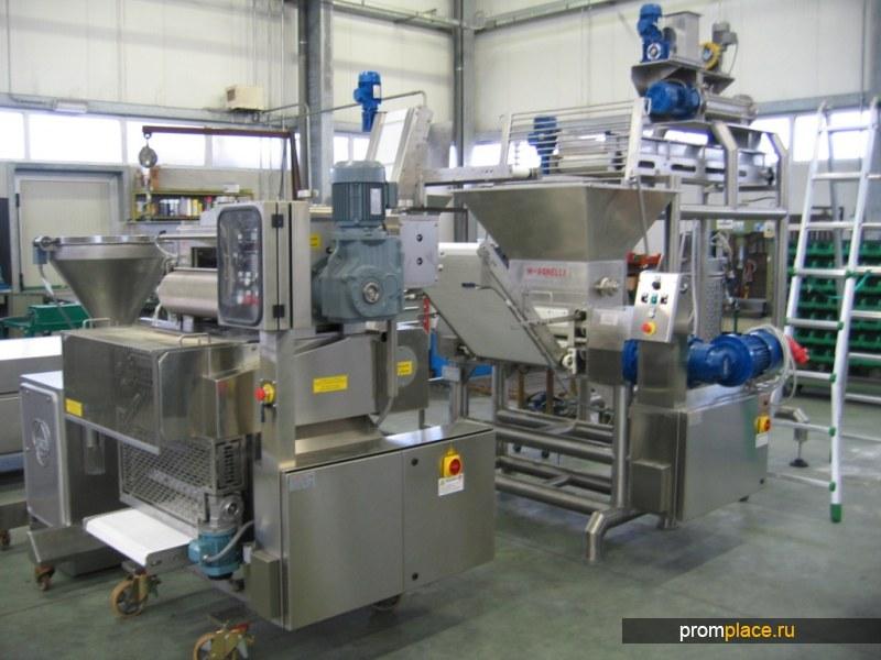 Пельменное оборудование из Италии фирма «AGNELLI»