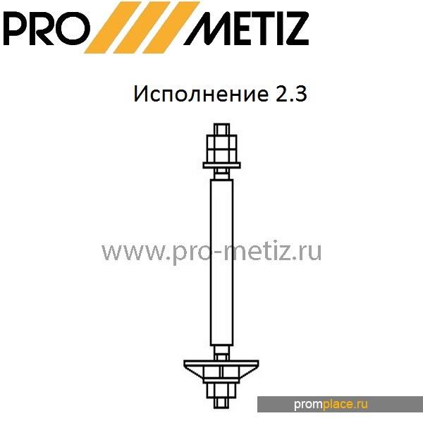 Болт фундаментный 2.3 ГОСТ24379.1-80. Из любой марки стали.