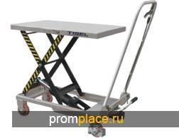 Гидравлические передвижные столы TiselTechnics
