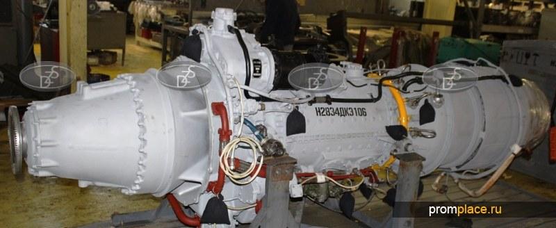Капитальный ремонт газотурбинного двигателя ДВ71Л