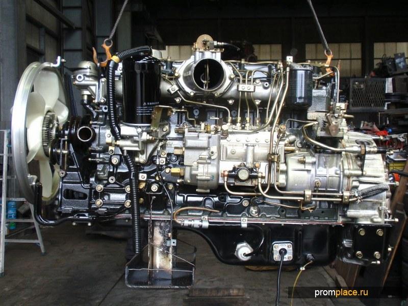 Двигатели MMC 6D17, 6D16, 6D15, 6D14 и запчасти к ним в одном месте!