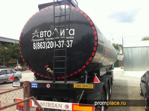 Продам  битумовоз NURSAN 35 м3