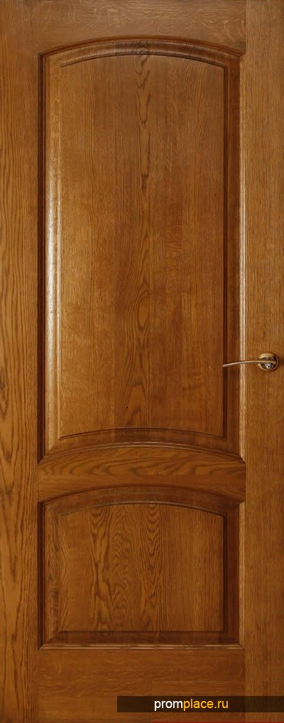 Двери из массива Канадского дуба Grand Porte