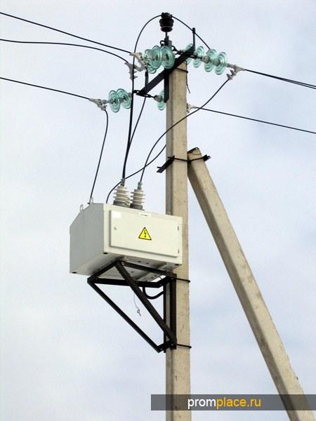 Пункт коммерческого учета электроэнергии  ПКУЭ