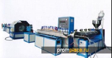 Линия для производстваармированных шлангов из ПВХ