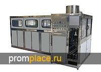 Триблок розлива питьевой воды в 19 л. QGF-600
