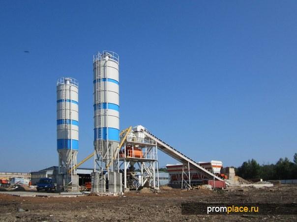 Бетонный завод Semix-120 Major.