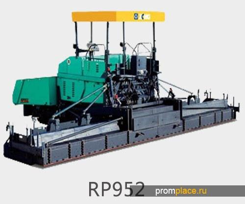 Гусеничный асфальтоукладчик XCMG RP952