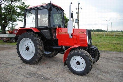 Трактор МТЗ-820