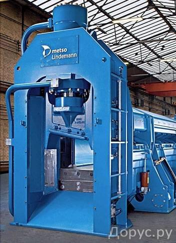 Оснащение площадок по переработке металлолома