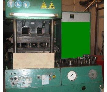 Продам пресса для производства РТИ четырех-коллоночные ОГП50. Оборудование рабочее на 100%