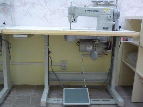 Промышленная швейная машинка (Typical)GC6160 c шагающей иглой