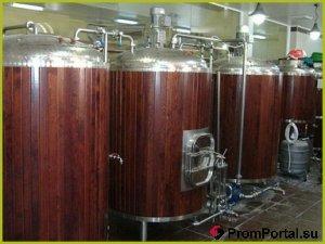 Пивзавод мини пивоварня Techimpex s.r.o,