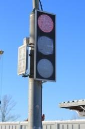 Светофор светодиодный транспортный 1-2МИ