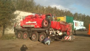Автокран Terex-Demag 60 тонн