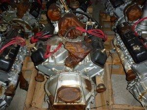 Двигатель ЗМЗ-53 для автомобилей ГАЗ-53
