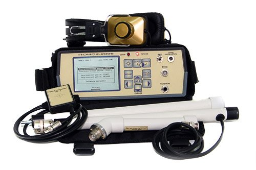 Приемник Поиск – 2006  для поиска повреждений в силовых кабелях