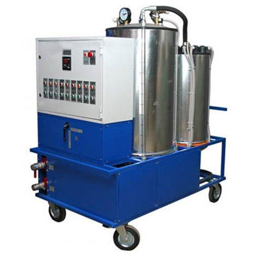 Очистка турбинного, трансформаторного  масла установками ОТМ-250, ОТМ-500, ОТМ-1000, ОТМ-2000, ОТМ-3000, ОТМ-5000, ОТМ-10000
