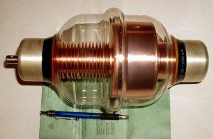 Вакуумные переменные конденсаторы