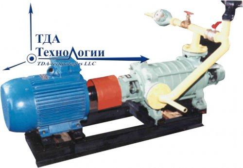 Оборудование для очистки и обеззараживания сточных вод.