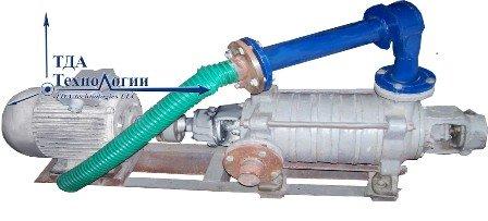 Оборудование для подготовки питьевой воды на насосно-фильтровальной станции