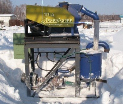 орудование для производства теплоизоляционного и конструкционного бетонов