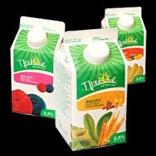 Продаем жидкие питьевые йогурты