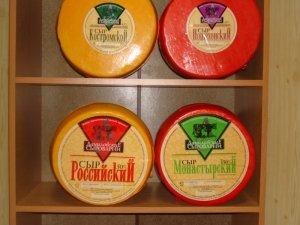 Предлагаем сыр оптом и в розницу