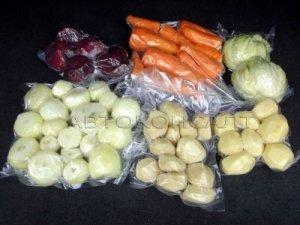 Предлагаем очищенные овощи в вакуумной упаковке