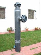 Продаем сепаратор газовый для агрессивных сред