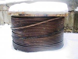 Предлагаем канат стальной, стропа канатная, крюки чалочные, коуши, карабины, паук