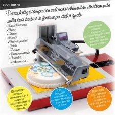 Предлагаем кондитерский (пищевой) плоттер для украшения тортов - Modecor DecoPlotty