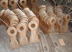 Изготавливаем деталей из чугуна и стали