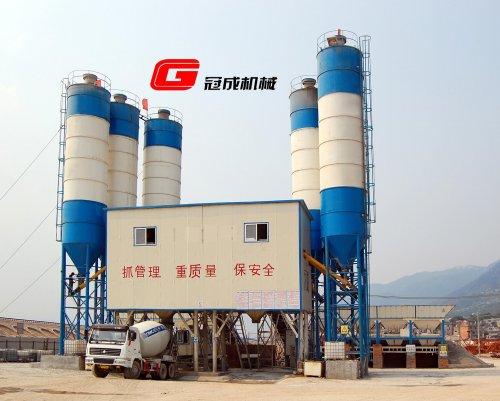 Бетонный завод HLS 180