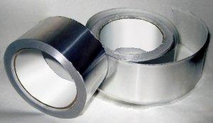 Предлагаем алюминиевый скотч, клейкая алюминиевая лента