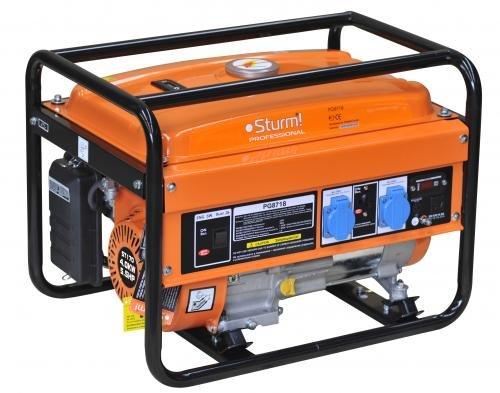 Продаю генератор Sturm! PG8712