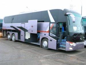 Туристический лайнер King Long XMQ 6130 мест 59