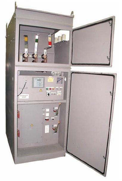 Комплектное  распределительное устройство     КРН-6(10)-У1